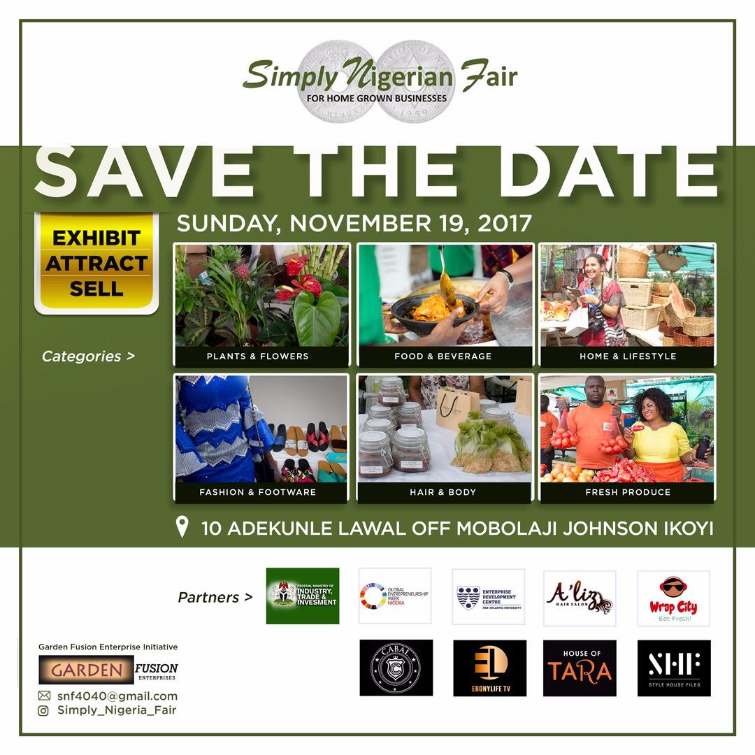 Simply Nigerian Fair