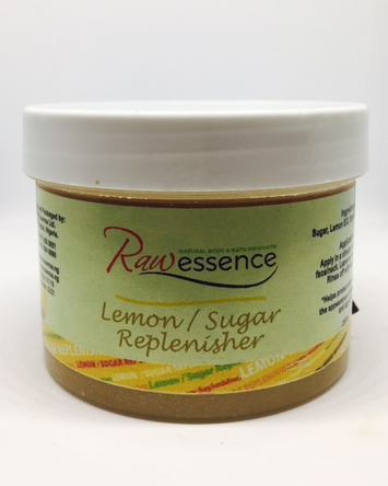 Raw Essence Lemon Sugar Replenisher