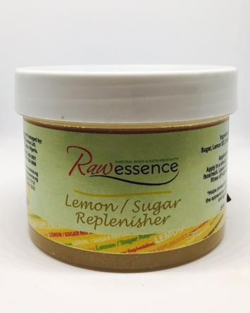 Raw Essence Lemon Sugar Replenisher