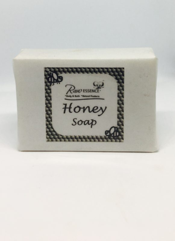 Raw Essence Honey Soap